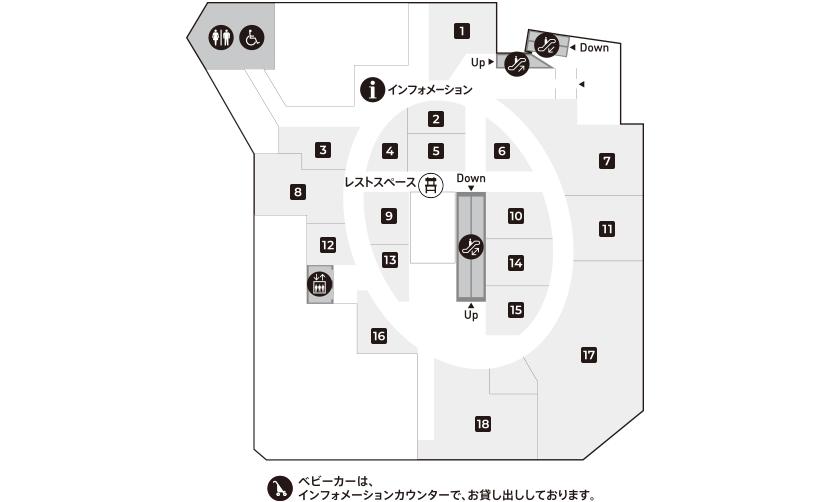 Floor 3F